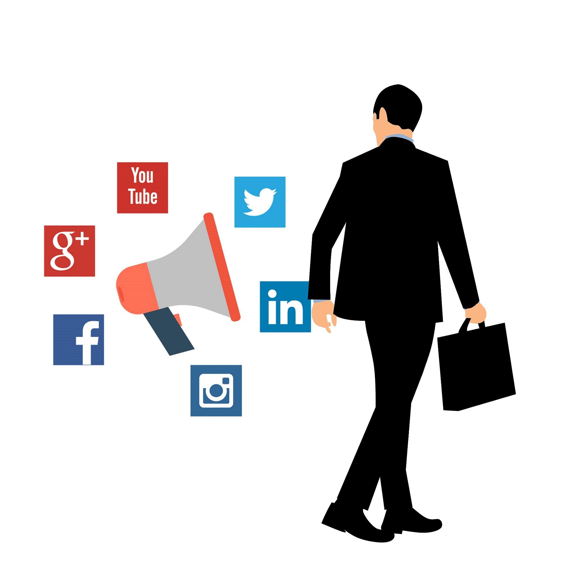 ניהול אתרים חברתיים